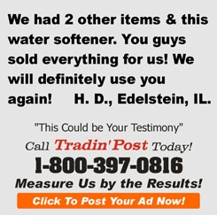 TradinPost Classifieds illinois testimony