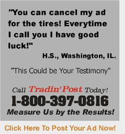 Tradin Post Online Classifieds