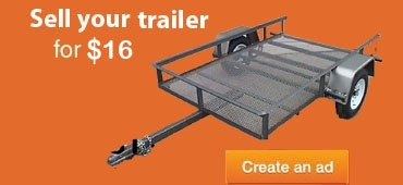 Sell Your Trailer for $16 tradinpost Classifieds