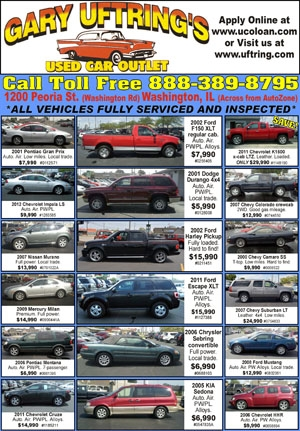 Gary Uftring Used Cars