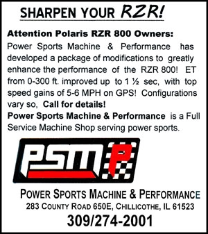 Jim Kenyons Power Sports Machine & Performance