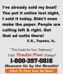 Tradin Post Classifieds