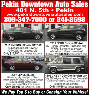 Pekin Downtown Auto Sales