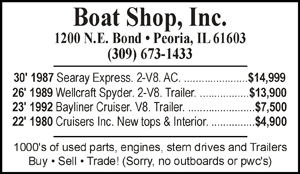 Boat Shop Inc.