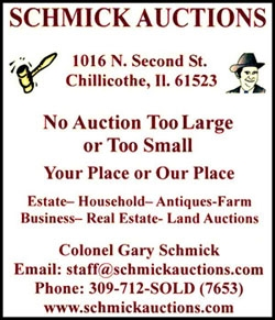 Schmick Auctions